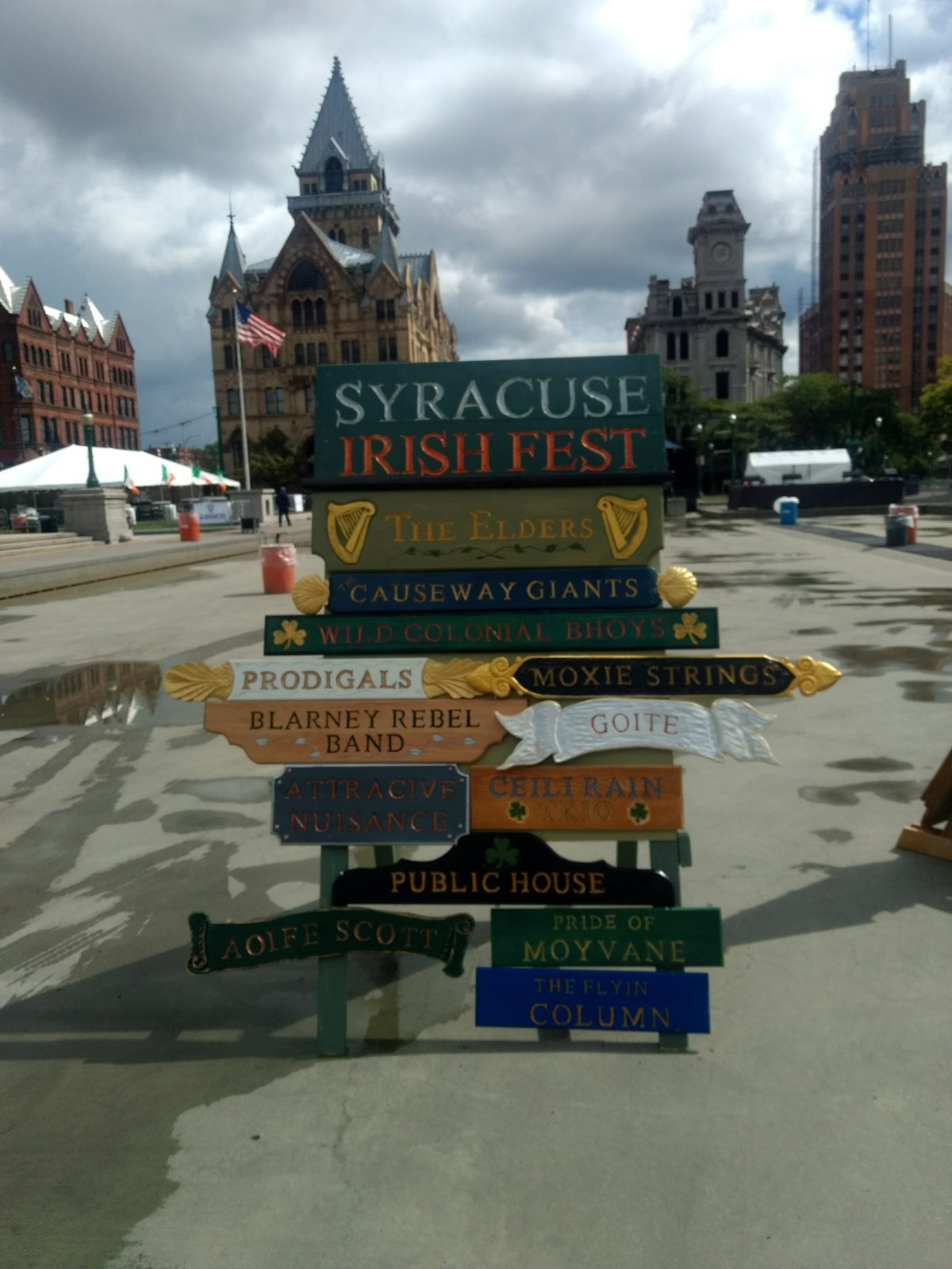 Syracuse Irish Fest