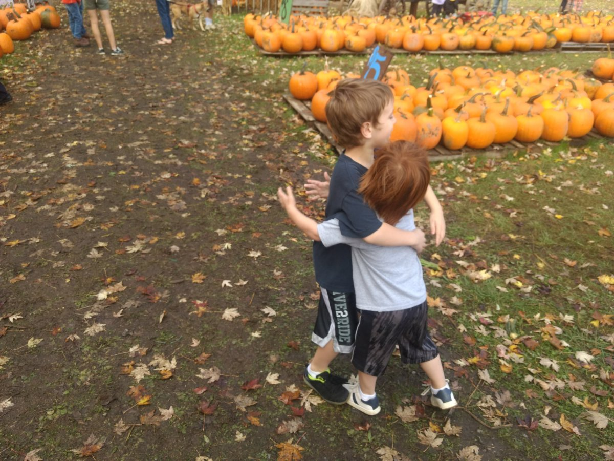 Pumpkin Hallow : Onondaga Hill